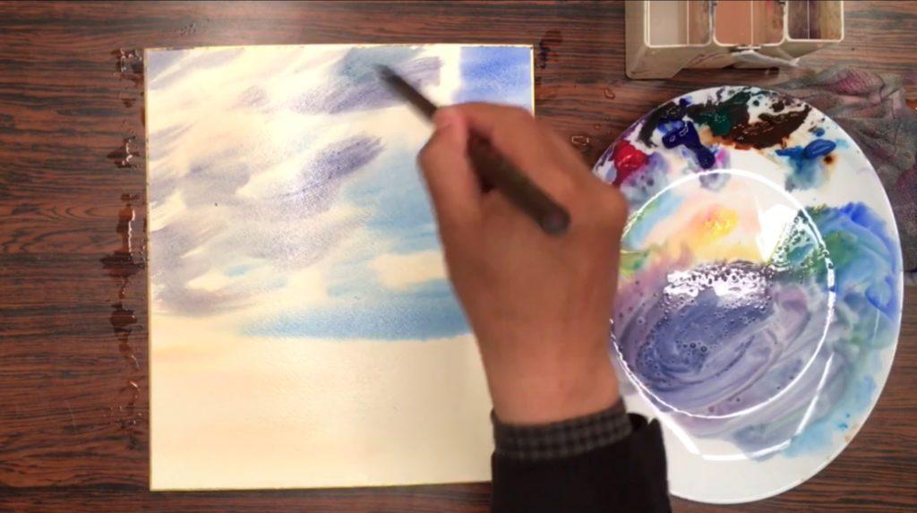 AZUMAs オンライン 絵画教室